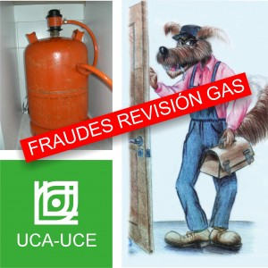 REVISION GAS UCA-UCE
